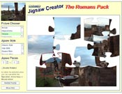 The Romans Jigsaw
