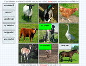 Animal Labelling in French