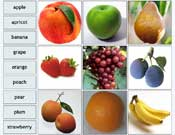 Fruit Labelling